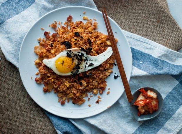 spam recipes rice