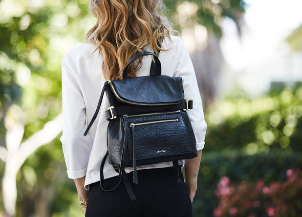 spring fashion Backpack