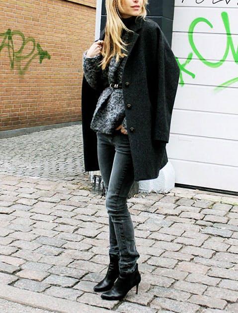 two coats