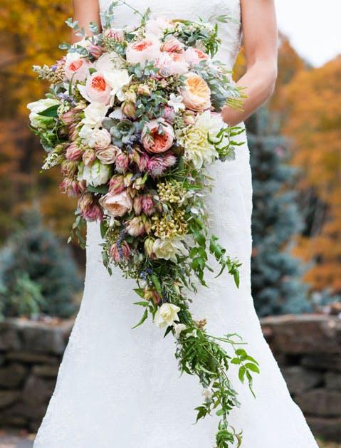 wedding trends bouquet