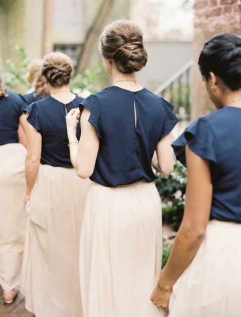 wedding trends separates