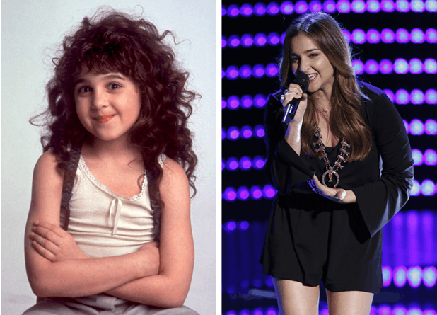 90s Child Stars Then And Now