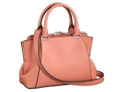 C de Cartier Leather Bag
