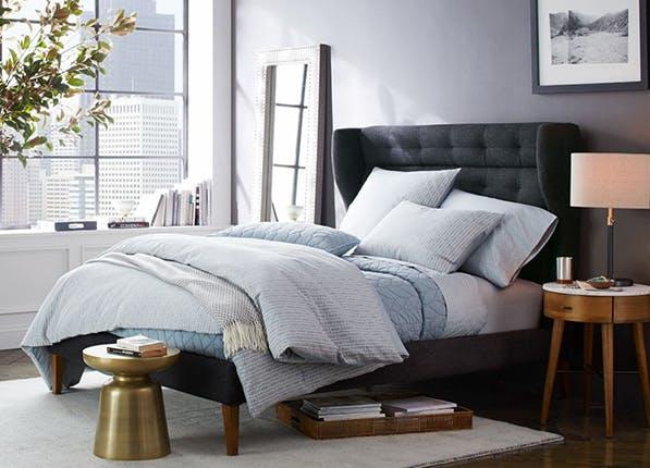 Slate Bedroom
