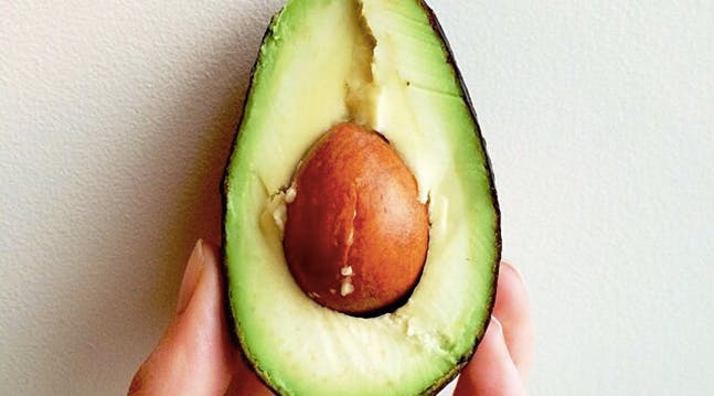 Um, People Are Eating Their Avocado Pits