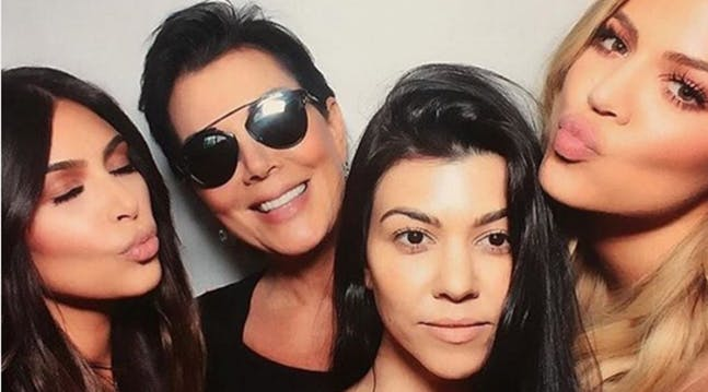 Youll Never Guess What Kim Kardashian Did For Chrissy Teigens Baby Shower