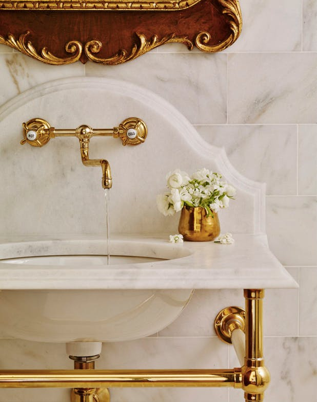 bathroomgold