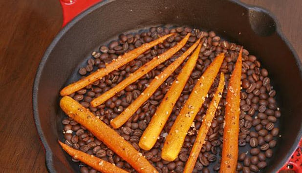 coffee recipes carrots