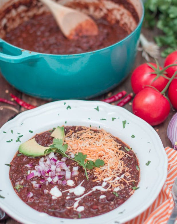coffee recipes chili