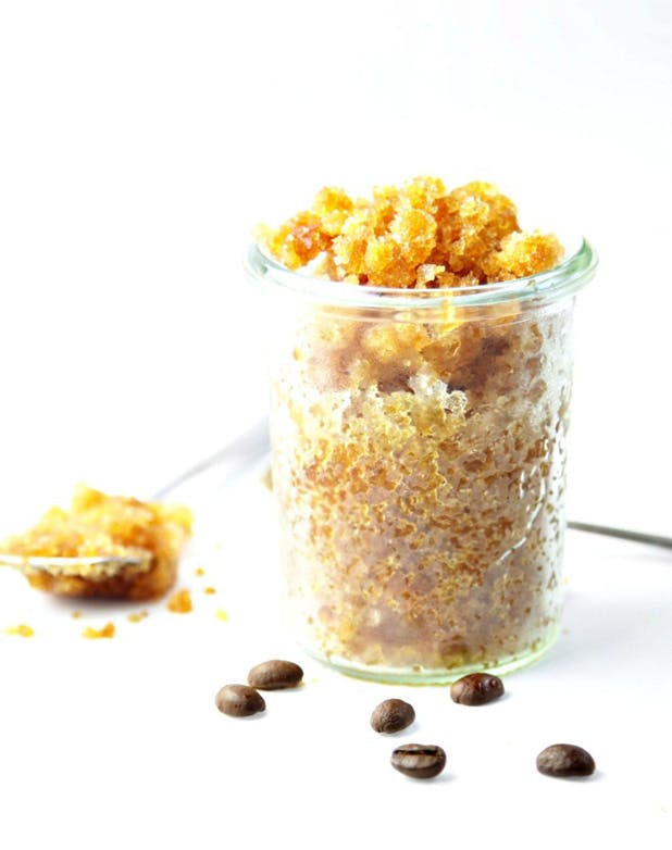 coffee recipes granita