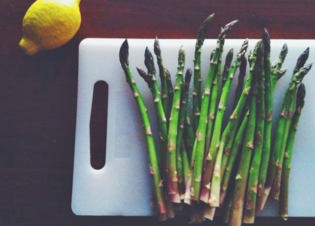 debloat asparagus