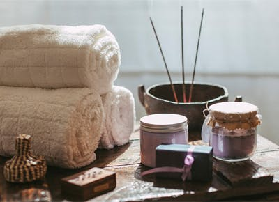 12 At-Home Spa Essentials