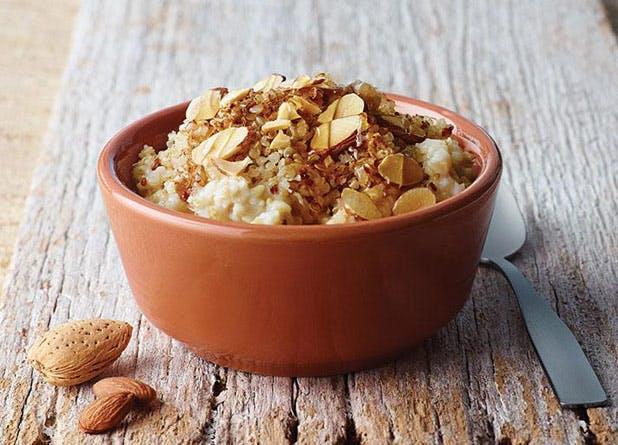 fastfood quinoa