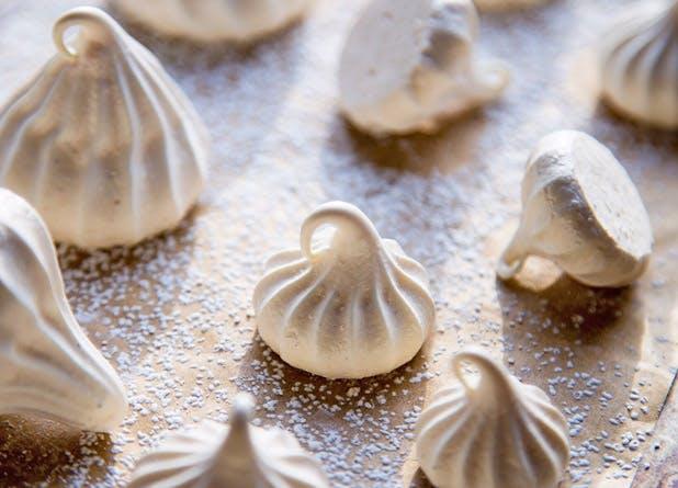 food meringue