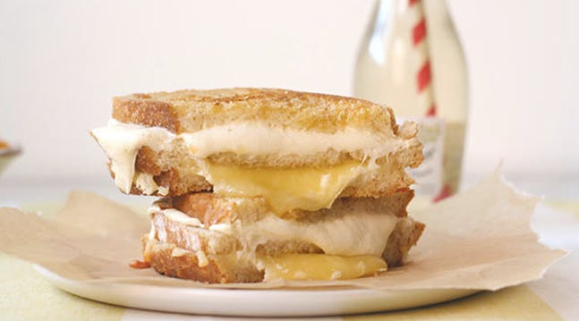 This Is the Secret to the Perfect Grilled Cheese