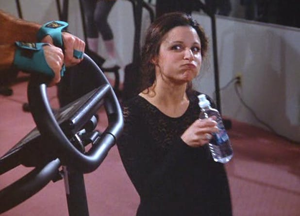 gym habits elaine