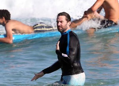 Real-Life Superhero Alert: Hugh Jackman Rescues Kids From Dangerous Riptide