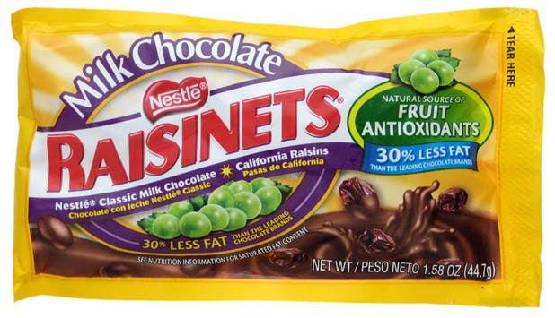 movie snacks raisinets