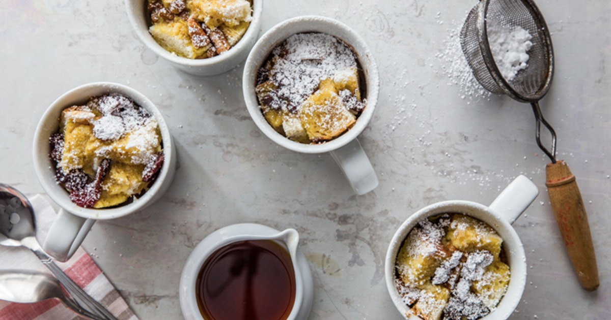 7 Breakfast In A Mug Recipes Purewow