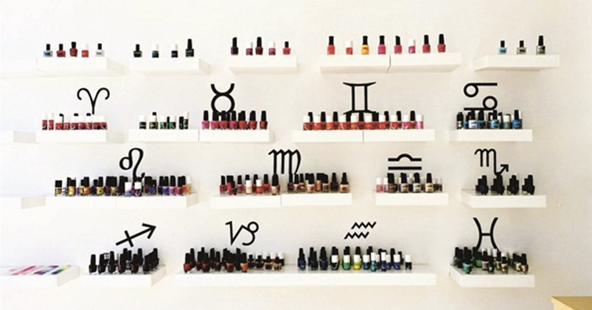 The Best Nail Polish Colors for Every Zodiac Sign