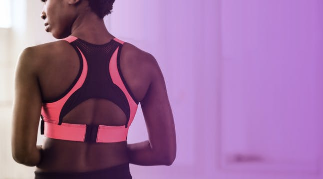This Sports Bra Monitors Your Workouts and Talks to You at the Gym
