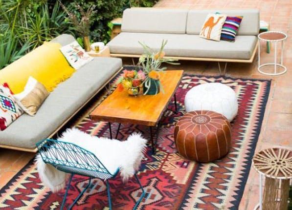 outdoor rug list