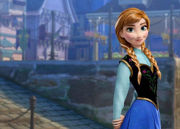 princesses anna