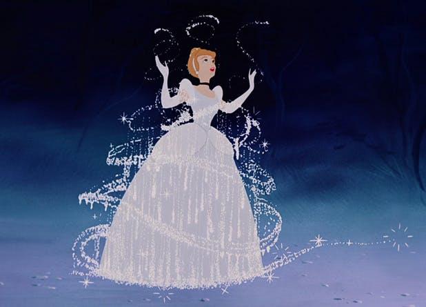 princesses cinderella