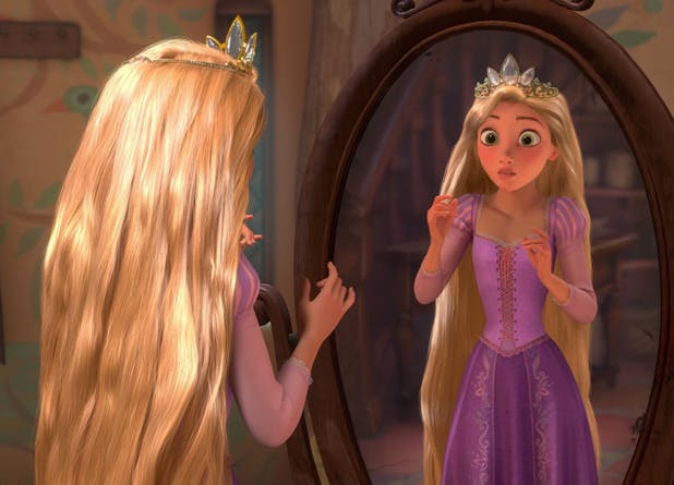 princesses rapunzel