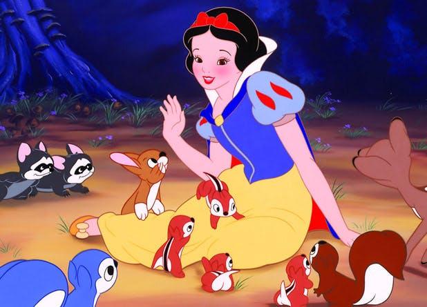 princesses snowwhite