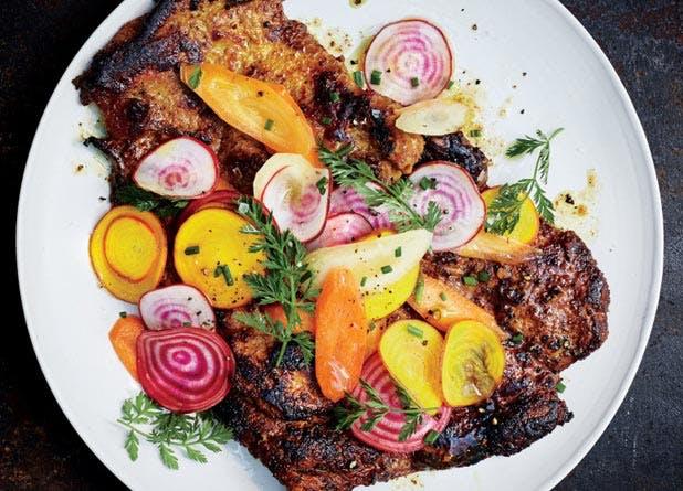 turmeric pork