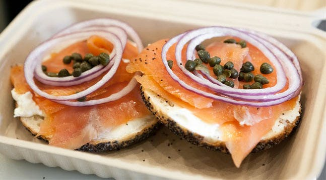 Is This the Bay Areas Best Bagel?