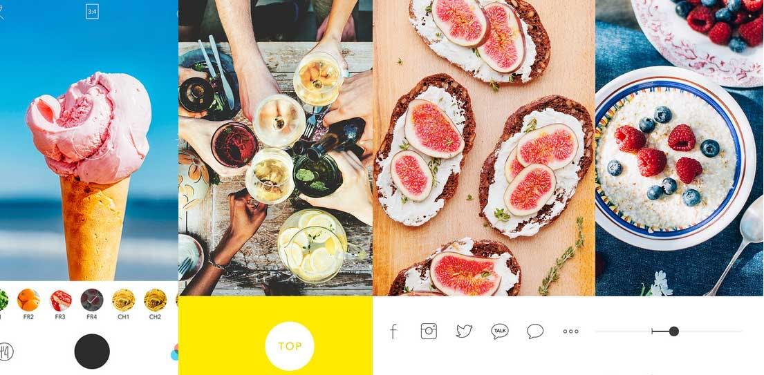 Foodie App 1105x543