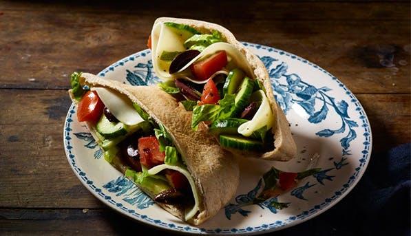 Greek Sandwich