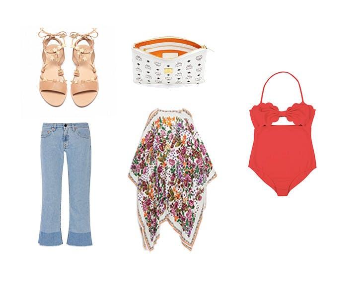 Kayaking Outfit