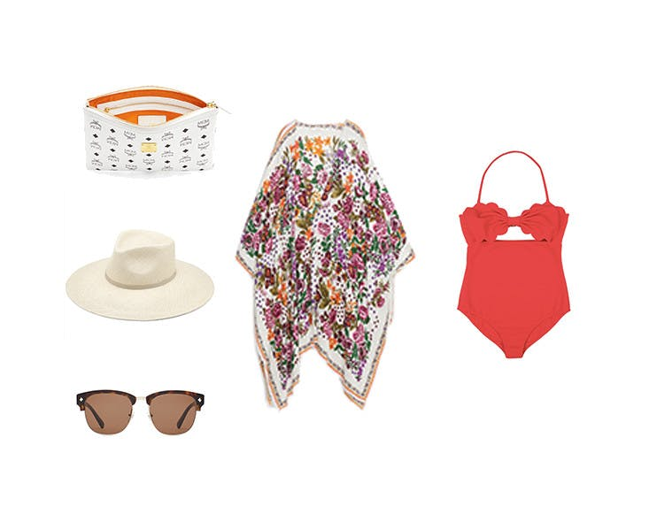 Travel Light Beach Outfit