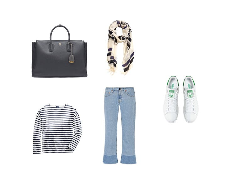 Travel Light Plane Outfit