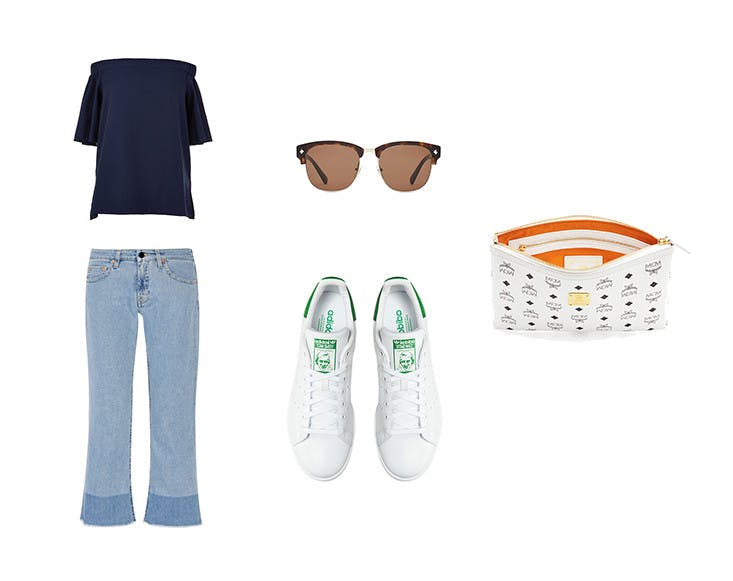 Travel Light Shopping Spree Outfit
