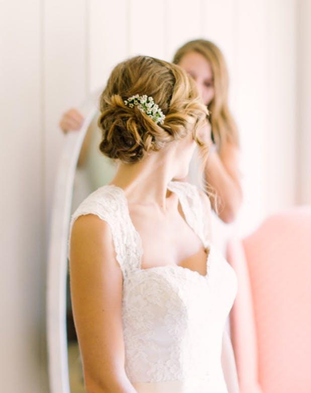WeddingFlowersHair