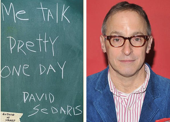 audiobooks sedaris