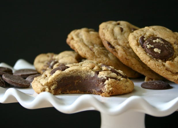 boozy desserts bourboncookies
