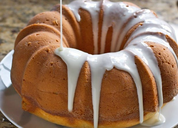 boozy desserts limoncellocake