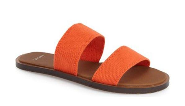 double strap slide