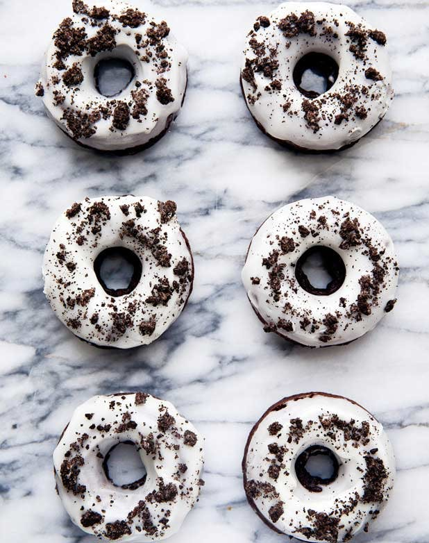 doughnuts oreo