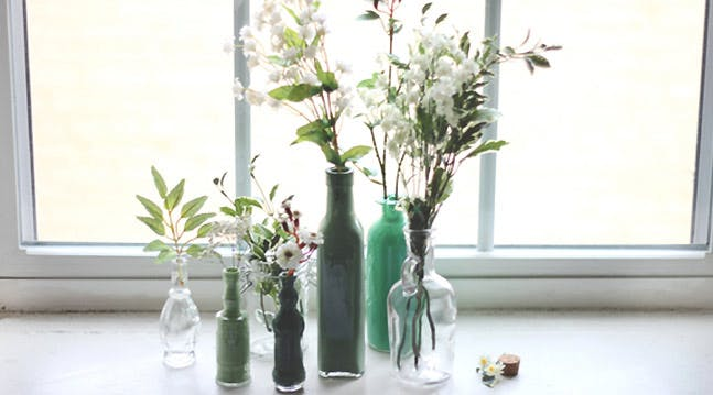 How to Dry Vases and Wine Bottles So They Dont Mildew