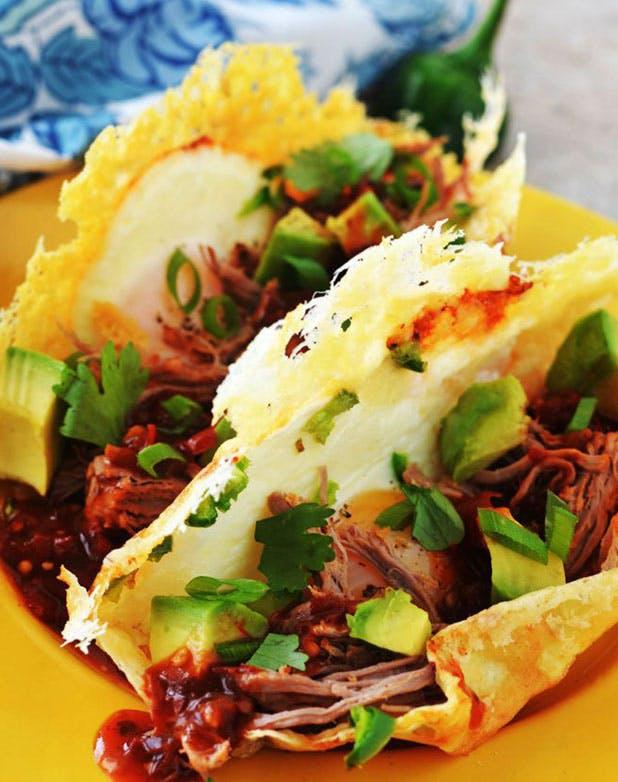 frico egg taco