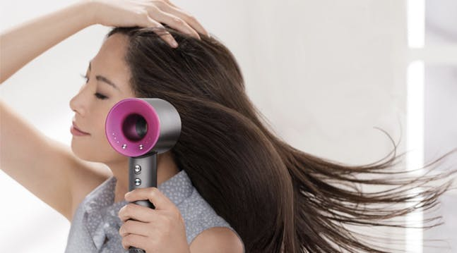 Dyson Just Debuted a Quiet Hair Dryer and Were Freaking Out
