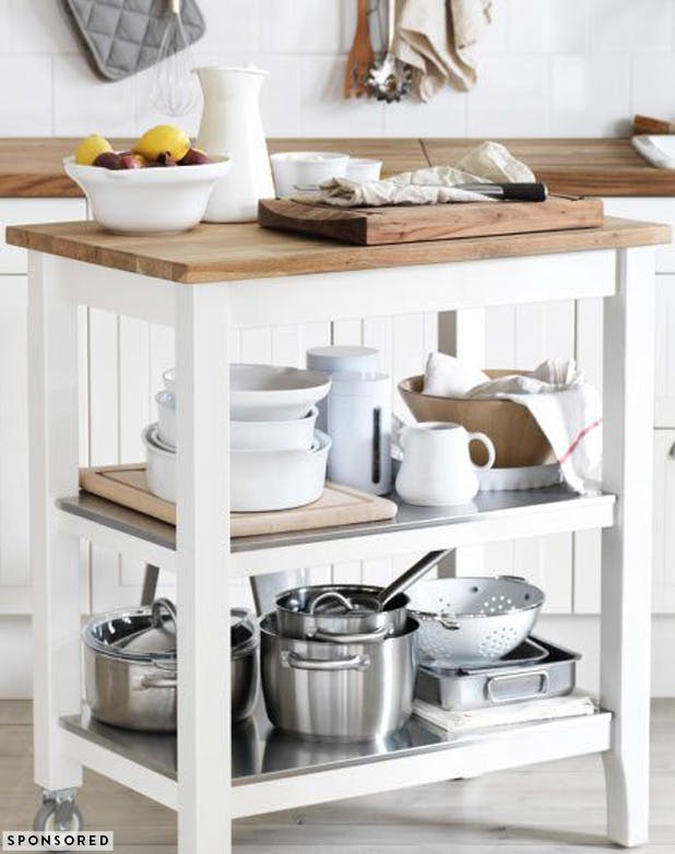 Small Kitchen Solutions Making The Most Of Space Purewow