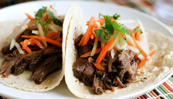 korean tacos list