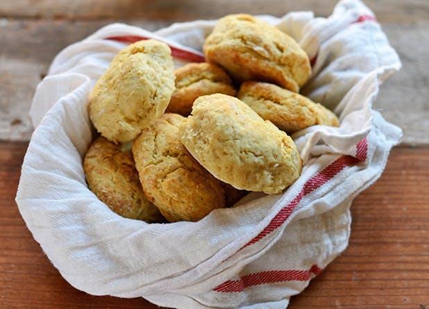 minimalist biscuits